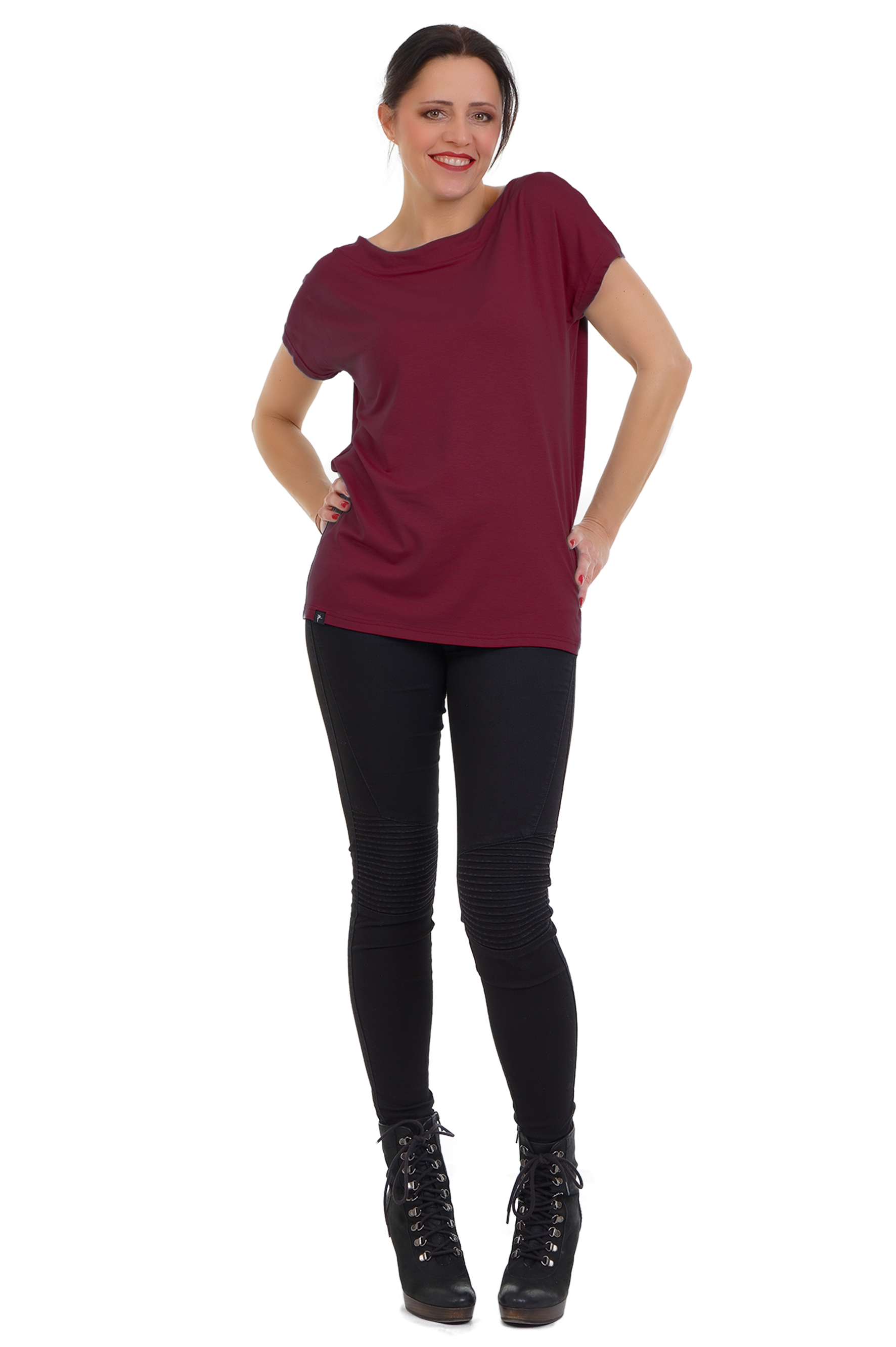Pixie Shirt Bordeaux